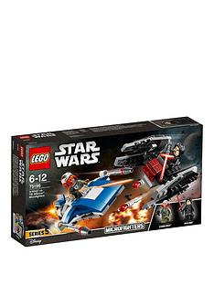 lego-star-wars-75196-a-wingnbspvs-tie-silencernbspmicrofighters