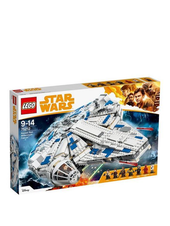 LEGO Star Wars 75212 Kessel Run Millennium Falcon | very.co.uk