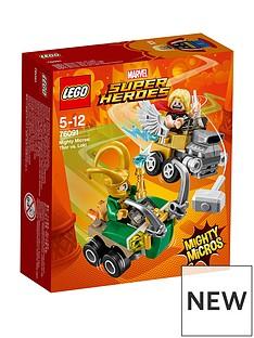 LEGO Super Heroes 76091Mighty Micros: Thor vs. Loki