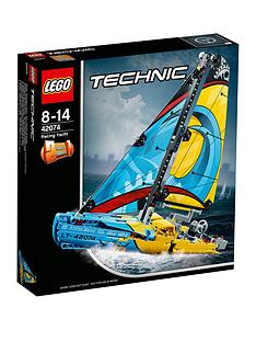 lego-technic-42074nbspracing-yacht