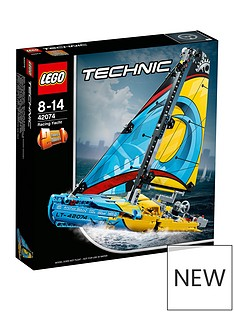 lego-technic-42074nbspracing-yacht