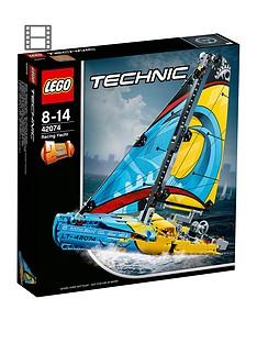 LEGO Technic 42074Racing Yacht