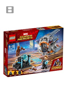 LEGO Super Heroes 76102 Avengers - Thor's Weapon Quest