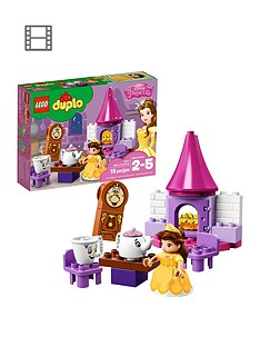 LEGO Duplo 10877 Princess Belle´s Tea Party
