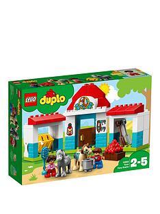 lego-duplo-10868nbspfarm-pony-stable