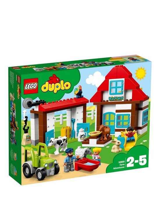 Lego Duplo 10869 Farm Adventures Verycouk