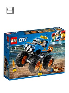 LEGO City 60180 City Monster Truck