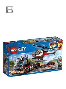 LEGO City 60183 Heavy Cargo Transport Vehicle