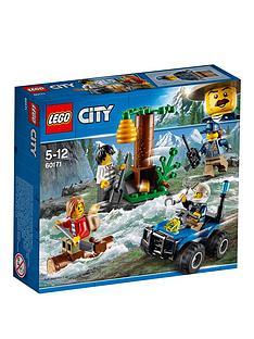 LEGO City 60171 Police Mountain Fugitives