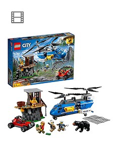LEGO City 60173 Police Mountain Arrest