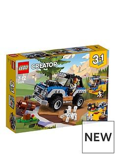 LEGO Creator 31075 LEGO Creator Outback Adventures