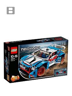 LEGO Technic 42077Rally Car