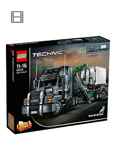 LEGO Technic 42078 Mack Anthem Truck