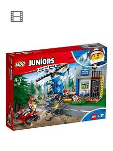 LEGO Juniors 10751Mountain Police Chase