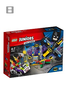 LEGO Juniors 10753 The Joker Batcave Attack