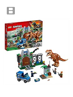 LEGO Juniors 10758T. Rex Breakout