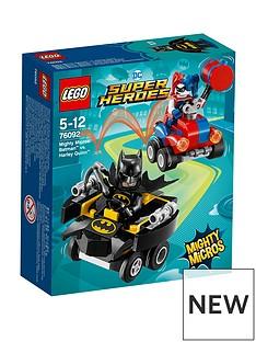 LEGO Super Heroes 76092 Mighty Micros: Batmanvs. Harley Quinn