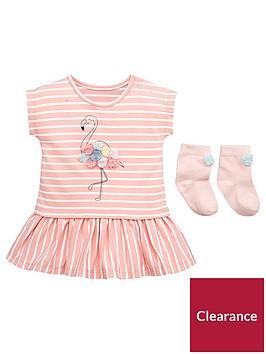 mini-v-by-very-2-piece-baby-girls-jersey-pom-pom-dress-and-socks-set-pink