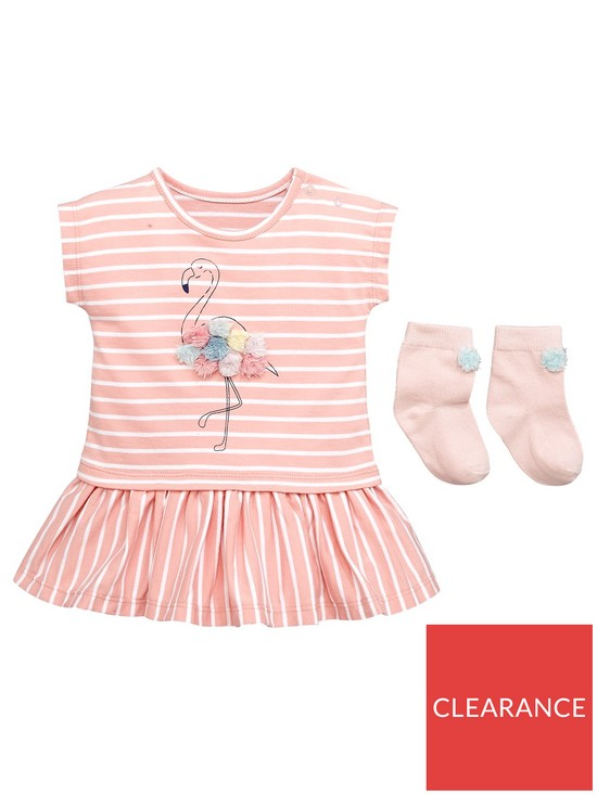 Clothes, Shoes & Accessories Lovely Pretty Baby Girls Dress 9-12 Months Products Are Sold Without Limitations Dresses