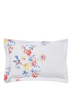 joules-harbour-floral-stripe-180-thread-count-100-cotton-percale-oxford-pillowcase