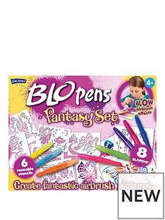 john-adams-blo-pens-activity-set-fantasy