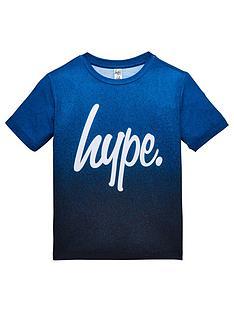 hype-boys-short-sleeve-navy-fade-t-shirt