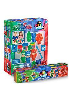 pj-masks-pj-masks-mould-n-play-3d-figure-maker-and-5-pack-dough