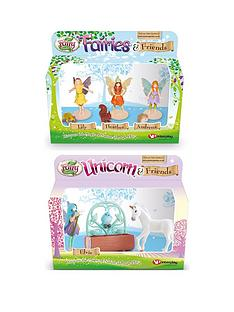 my-fairy-garden-my-fairy-amp-unicorn-garden-accessory-duo-pack