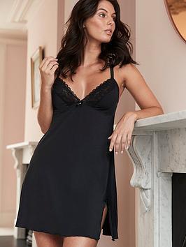pour-moi-eden-chemise-black