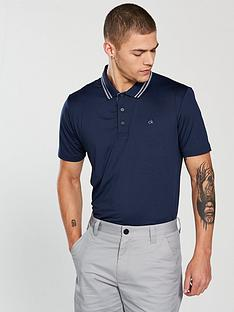 5aefed4c870 Calvin Klein Golf Harlem Tech Polo