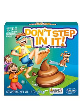 hasbro-dont-step-in-it