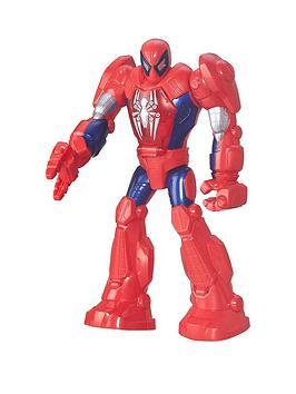 marvel-playskool-heroes-marvel-super-hero-adventures-mech-armour-spider-man