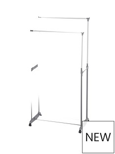 double-rail-garment-rack
