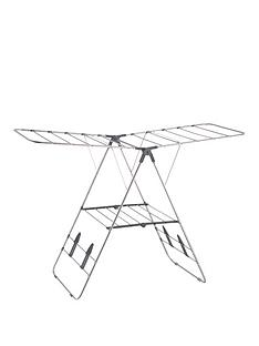 stainless-steel-winged-indoor-clothes-airer