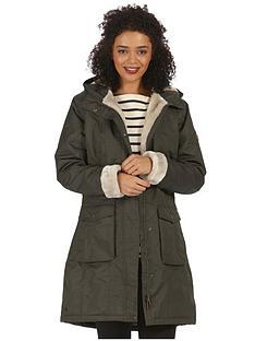 regatta-roanstar-waterproof-fleece-lined-jacket-dark-khakinbsp