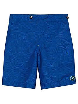 baker-by-ted-baker-boys-blue-geometric-print-swimshorts