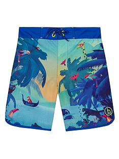 baker-by-ted-baker-jungle-swimshorts