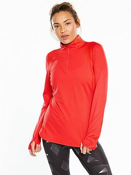the-north-face-mountain-athletics-motivation-14-zipnbsplong-sleeve-shirt-red