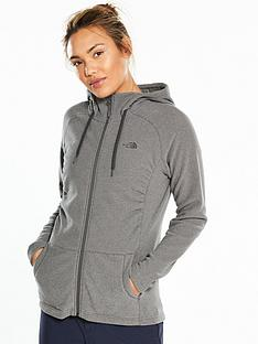 the-north-face-mezzaluna-full-zip-hoodie-grey-stripenbsp