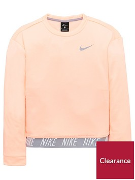 nike-older-girls-dry-core-studio-crew-pink