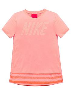 nike-older-girls-short-sleeve-dry-top