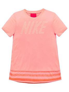 nike-older-girls-short-sleeve-dry-top