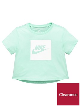 nike-sportswear-older-girls-nswnbspcrop-tee-light-bluenbsp