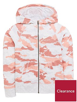 nike-sportswear-older-girls-vintage-camo-hoodie-pinkgreynbsp