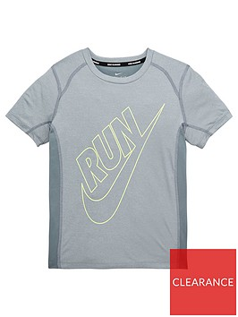 nike-older-boys-dry-top-short-sleeve-miler-top-greynbsp