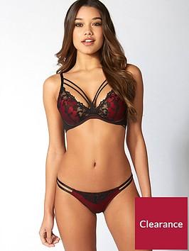 boux-avenue-anoushka-strappy-plunge-bra-redblack