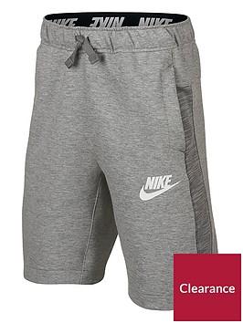 nike-sportswear-older-boysnbspshort-dark-greynbsp