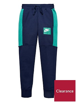 nike-older-boys-air-pant-navynbsp