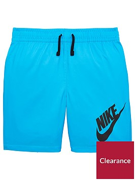 nike-older-boys-nswnbspshort-bluenbsp