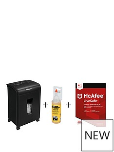 fellowes-powershred-62-mc-shredder-micro-cut-230v-uk-with-shredder-oil-and-mcafee-livesave